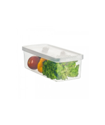 Plastic Box F/ Vegetables and Salad - S