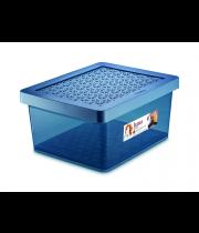 HIGH MULTIPURPOSE BOX L - 18L WITH LID