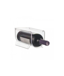 ACRYLIC STACKABLE SUPPORT F/ WINE BOTTLE