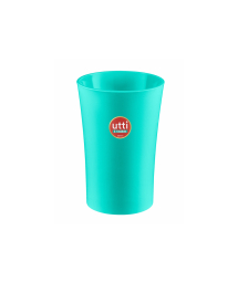 PLASTIC GREEN CUP 260 ml